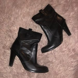 COLE HAAN Black D38065 Boots/Booties Size 7.5